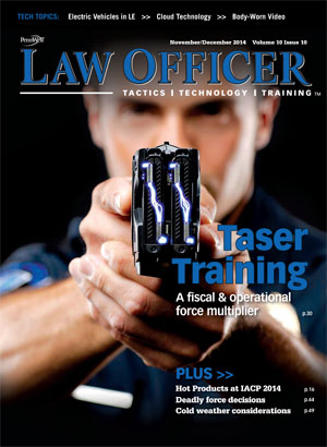 Nov.-Dec.2014LawOfficerMagazineCover