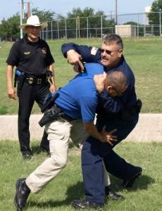 Texas TASER Instructor Training - Jerry Staton, Sr. Master ...