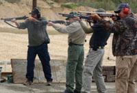 Close Quarter Battle Shotgun